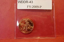 2009 Lincoln WDDR-043 or,001or,095or,025, Formative Years Doubled Die Error Cent