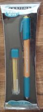 NEW  YELLOW KARISMA 0.9mm Mechanical Pencil extra lead Fabric Marking Quilting