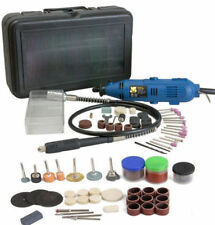 145 Pc 135w Mini Grinder Tool Kit Rotary Tool Kit with Flex Shaft