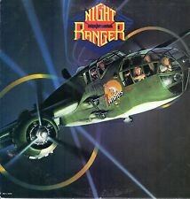 Night Ranger Viny LP MCA Records, 1984, MCA-5593, Seven Wishes ~ NM- !