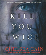 Audio book - Kill You Twice by Chelsea Cain   -   CD