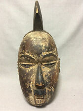 Masque Africain Afrique Masque Cimier a priori Ibo  Igbo Mask Africa African
