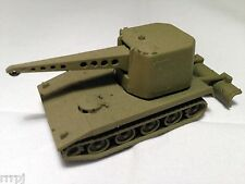 "ROCO "" GERMANY   ARMY ""  ""M578 OLIVE ""  MINI TANK # 492    1:87 SCALE"