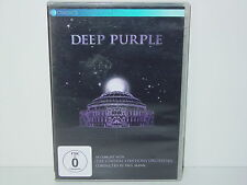 "DVD-DEEP PURPLE""IN CONCERT WITH THE LONDON SYMPHONY ORCHESTRA""-1999 EV Classics"