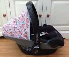 Maxi Cosi Pebble Custom Hood Floral