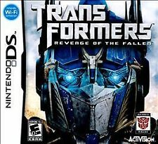 Transformers: Revenge of the Fallen - Autobots (Nintendo DS, 2009) (22409)