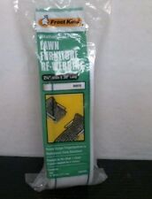 Frost King PW39W Weather-Proof Lawn Furniture Re-Webbing, White, FREE SHIPPING