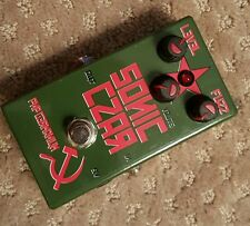 RARE Russian Bigmuff Overdrive Distortion Ship World Wide Clone Ship World Wide