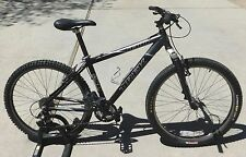 Trek 4300 Mountain Bike Bicycle Shimano Rock Shox Judy Front Suspension Fork 15""