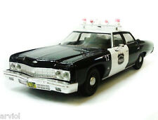 CHEVROLET BEL AIR USA Police  -- 1/43 -- De Agostini - IXO -- NEW