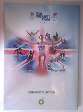 BP 2012 LONDON OLYMPICS, COLLECTORS MEDALLION EMPTY ALBUM, BRAND NEW SEALED