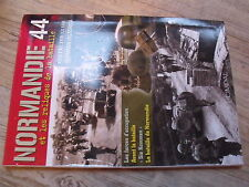 µµ Revue Heimdal NORMANDIE 44 & les reliques de la bataille Sie Kommen Bataille.