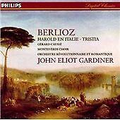 Hector Berlioz - : Harold En Italie, Op. 16 (1996)•Record Label: Philips