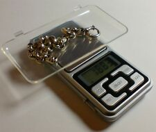 DIGITAL POCKET SCALES 0.01 - 200 GRAM GOLD, GRAMS, CARAT, GN GRAIN, OUNCE, SCALE