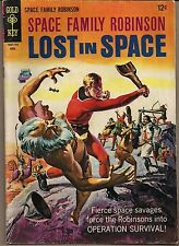 LOST IN SPACE #21 GOLD KEY 04/67 SPACE FAMILY ROBINSON OPERATION SURVIVAL FINE+