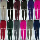 WINTER CABLE KNIT FOOTLESS FLEECE Stretch Leggings TX200 ONE SIZE fits S,M,L,XL