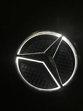 MERCEDES-BENZ GL450 2013-2015 WHITE ILLUMINATED LED STAR, P# A 166 817 03 16