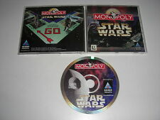 MONOPOLY Star Wars Pc Cd Rom CD Cased - FAST SECURE POST