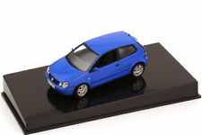 VOLKSWAGEN VW POLO IV 2002 9N SUMMER BLUE AUTOart 1/43 NEW GERMANY BLAU BLEU