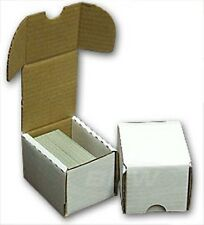 50 BCW Storage Boxes (100 Count)  FREE SHIPPING