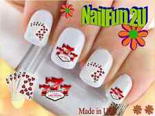 "RTG Set#605 IMAGE ""Welcome to LV set 3 777"" WaterSlide Decals Nail Art Transfers"