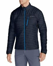 Eddie Bauer Mens First Ascent MicroTherm StormDown Winter Jacket NEW