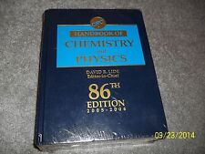 Crc Handbook of Chemistry and Physics by USA Technology retired and David R....