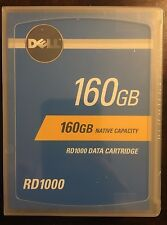 Dell 0RTM5M - 160GB RD1000 / RDX Hard Disk Data Cartridge - New/ Factory Sealed