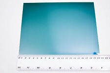 Magnetic Field Viewer Film 203 mm x 152 mm (8 in x 6 in) - Genuine 'Green film'.