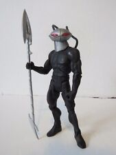 "DC Universe Wave 2 CNC Gorilla Grodd series Black Manta 6"" Action Figure"