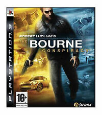 Robert Ludlum's: la conspiración Bourne (Sony Playstation 3, 2008) - europea..