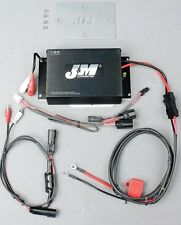 Perf Series 180w 2-CH Amp Kit For Jensen HD 1BT Radio 1998-2013 Harley Classic F