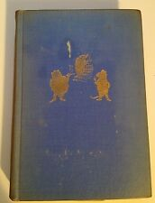 THE WIND IN THE WILLOWS KENNETH GRAHAME IllustShepherd1933 HC Scribners 3rd Ed.
