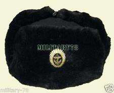 Hat sailor's. USSR a cockarde. Fur fabric top cloth Made in Russia Size 58