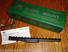 MOSIN NAGANT SCOPE MOUNT M44 M91 WEAVER STYLE RAIL FIT INTO SIGHT SNIPER CARBINE