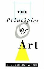 The Principles of Art by R. G. Collingwood (1958, Paperback)