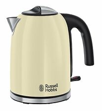 Russell Hobbs 20415 Colours Plus Bollitore, panna, 3000W, 1,7 L *** Nuovissimo ***