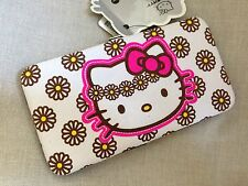 New Women's Girl's Wallet HELLO KITTY   SANRIO  Canvas