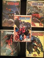 The Spectacular Spiderman #1-5 (Signed By Humberto Ramos)