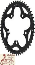 SHIMANO 105 5750-L 50T X 110MM 10-SPEED BLACK BICYCLE CHAINRING
