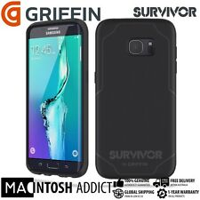 Griffin Survivor Journey Military Standard Slim Rugged Case For Galaxy S7 Edge
