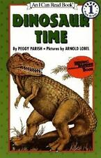 Dinosaur Time (I Can Read Book 1)-ExLibrary