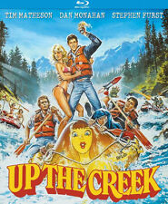 UP THE CREEK (1984 Tim Matheson) - BLU RAY - Region A - Sealed