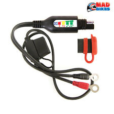 Optimate O-124 Permanent Connection Lead & Battery Status / Charge System Tester