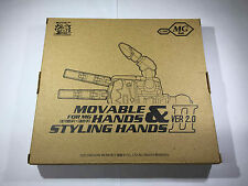 V.20 Dragon Momoko MG 1/100 All Can Be a Finger Hands set Detail-up Parts for MG
