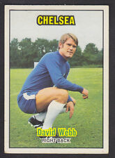 A&BC - Footballers (Orange 85-169) 1970 - # 135 David Webb - Chelsea