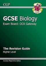 GCSE Biology OCR Gateway Revision Guide (with online edition) (Revision Guides E