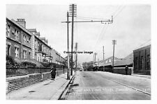 pt4387 - Barnsley , Sheffield Road and Tram sheds , Yorkshire - photo 6x4
