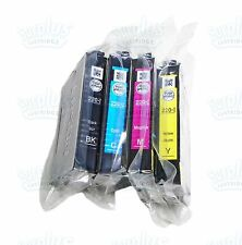 4pk Genuine Epson 220 INITIAL Black/Color 220i - ONLY for XP-424 XP-420 XP-320