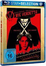 V wie Vendetta [Blu-ray](NEU & OVP) Natalie Portman, Hugo Weaving, Stephen Rea
